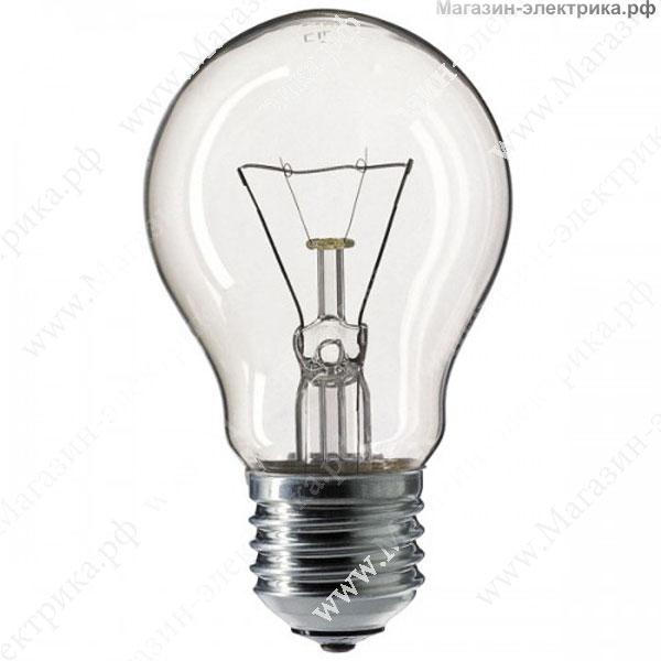 Лампа накаливания общего назначения 60Вт оптом Лампы накаливания ЛОН с проз